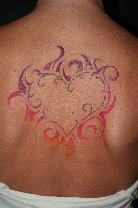 tattoo sexy heart