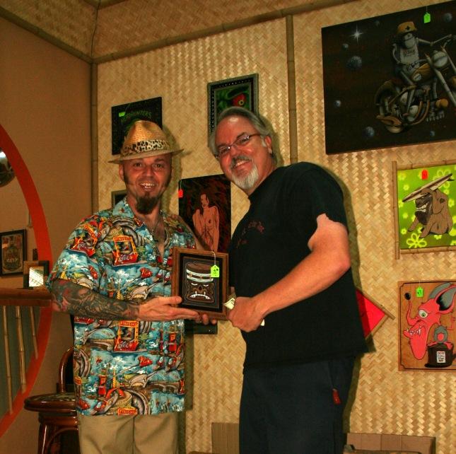 Selling Doug DoRr Kustom Kulture Artist, Pinstriper Art Work